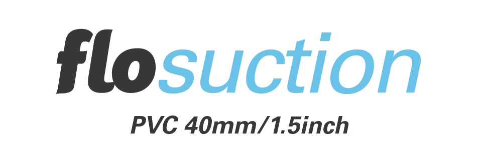 Flosuction PVC 40mm